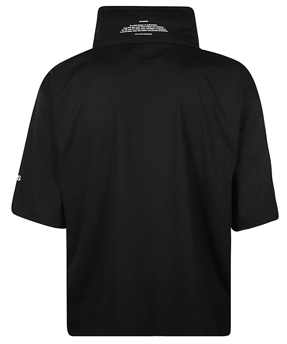 F_WD FWUR7203 SFR002 RECYCLED JERSEY T-Shirt 2