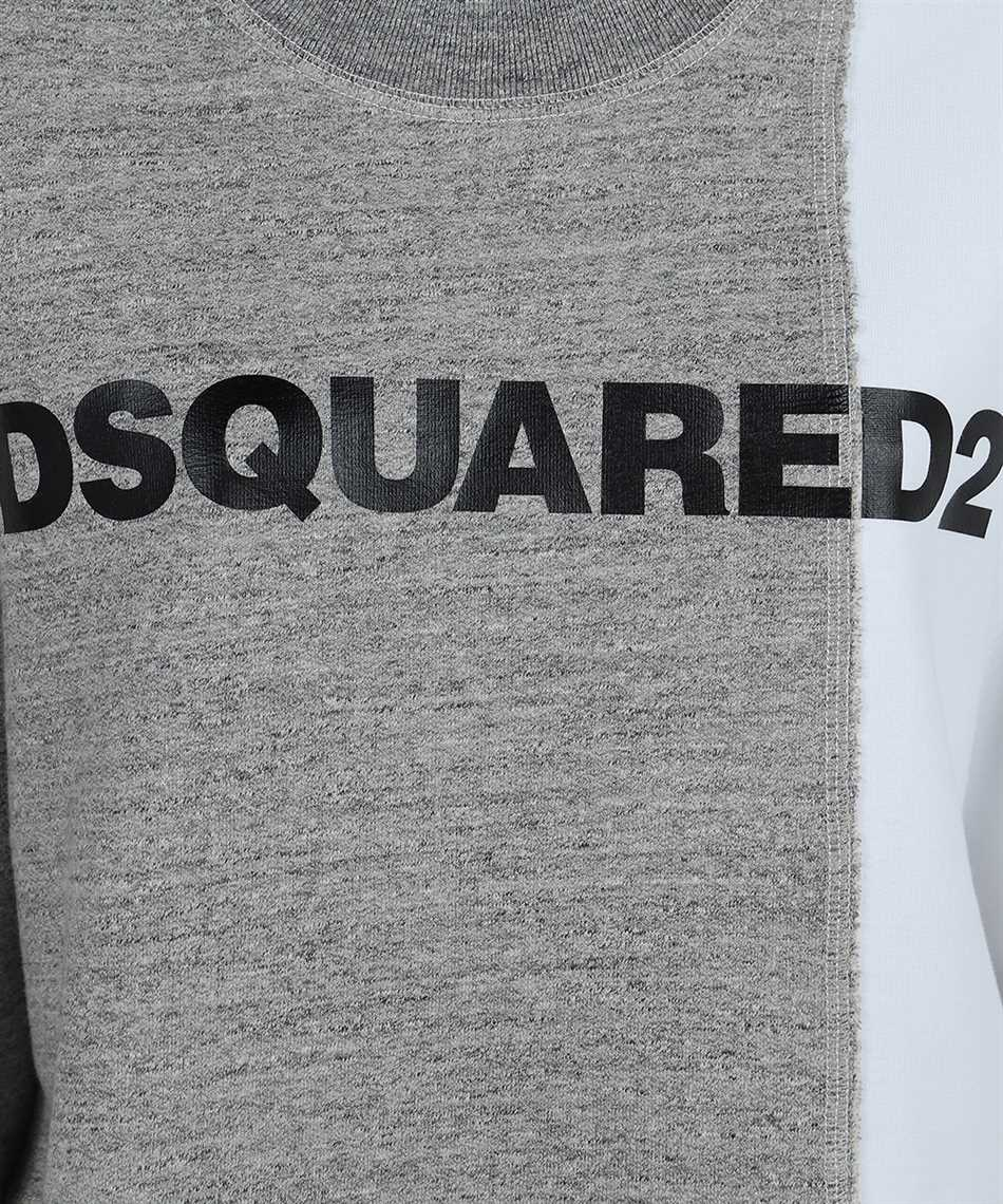 Dsquared2 S75GU0356 STJ315 BI-CHROME Sweatshirt 3