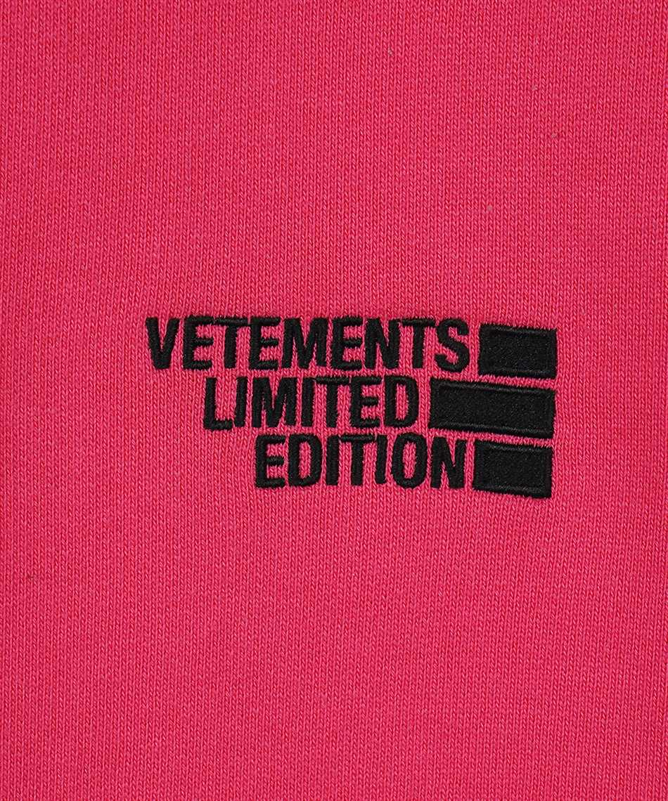 Vetements UE51TR730P LOGO LIMITED EDITION Hoodie 3