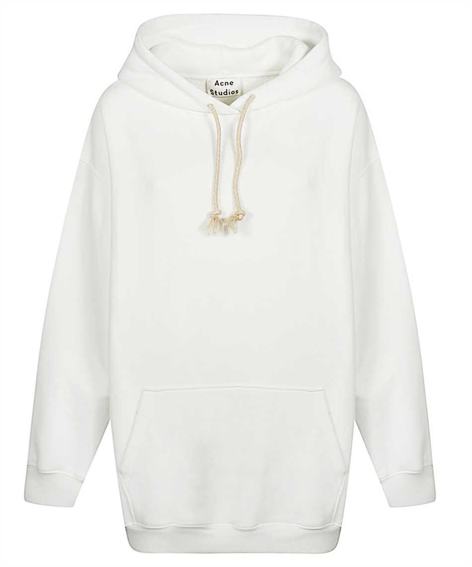 Acne FN-WN-SWEA000083 LOGO LABEL Sweatshirt 1