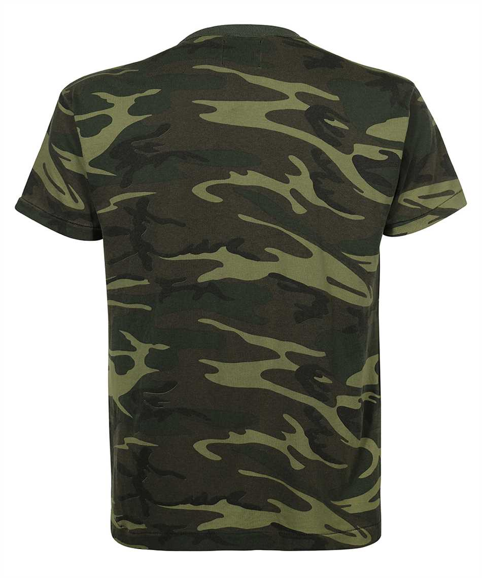 Gallery Dept. GD FLT 1063 FATIGUE LOGO T-shirt 2