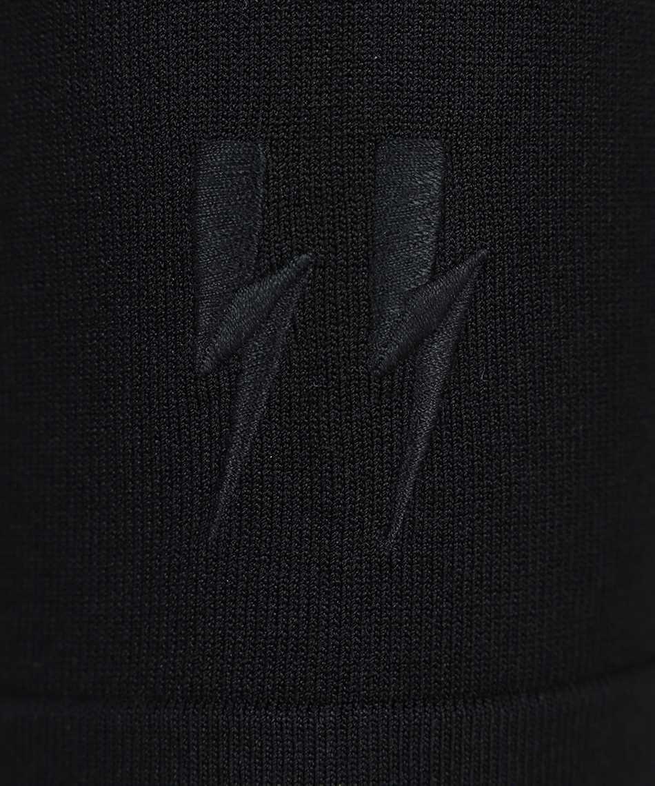 Neil Barrett PBMA1164E Q617C TRAVEL KNIT Shirt 3