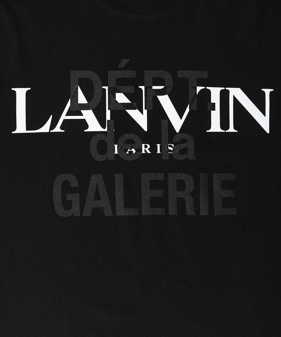 Lanvin RU TS0005 J090 E21 GALLERY DEPT. PRINTED T-shirt 3