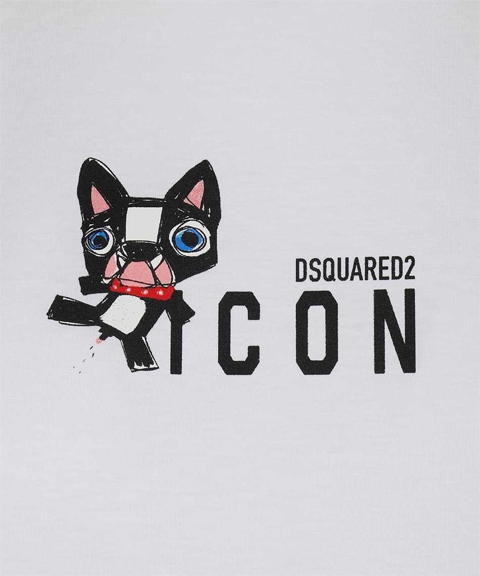 Dsquared2 S80GC0018 S23009 T-Shirt 3