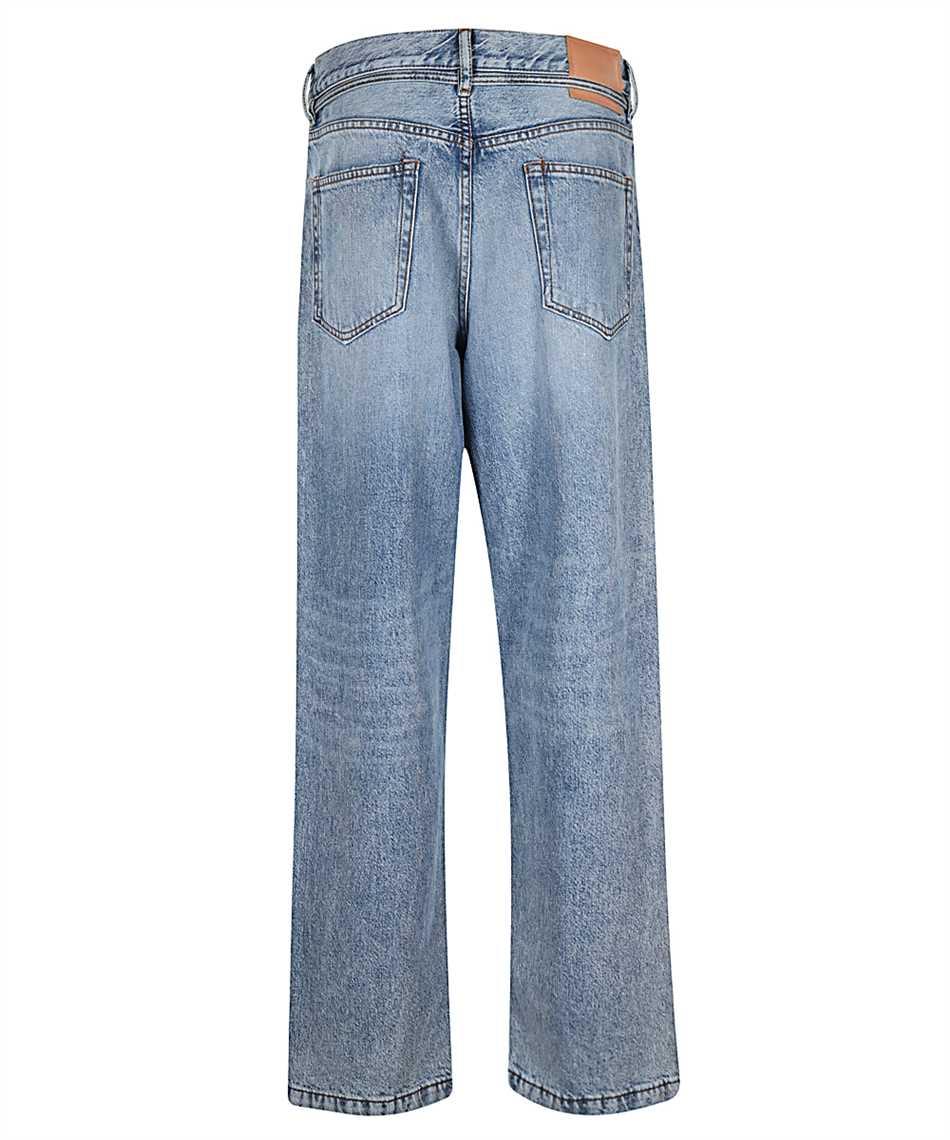 Acne Acne Studios 1991 Toj Light Blue Trash Jeans 2