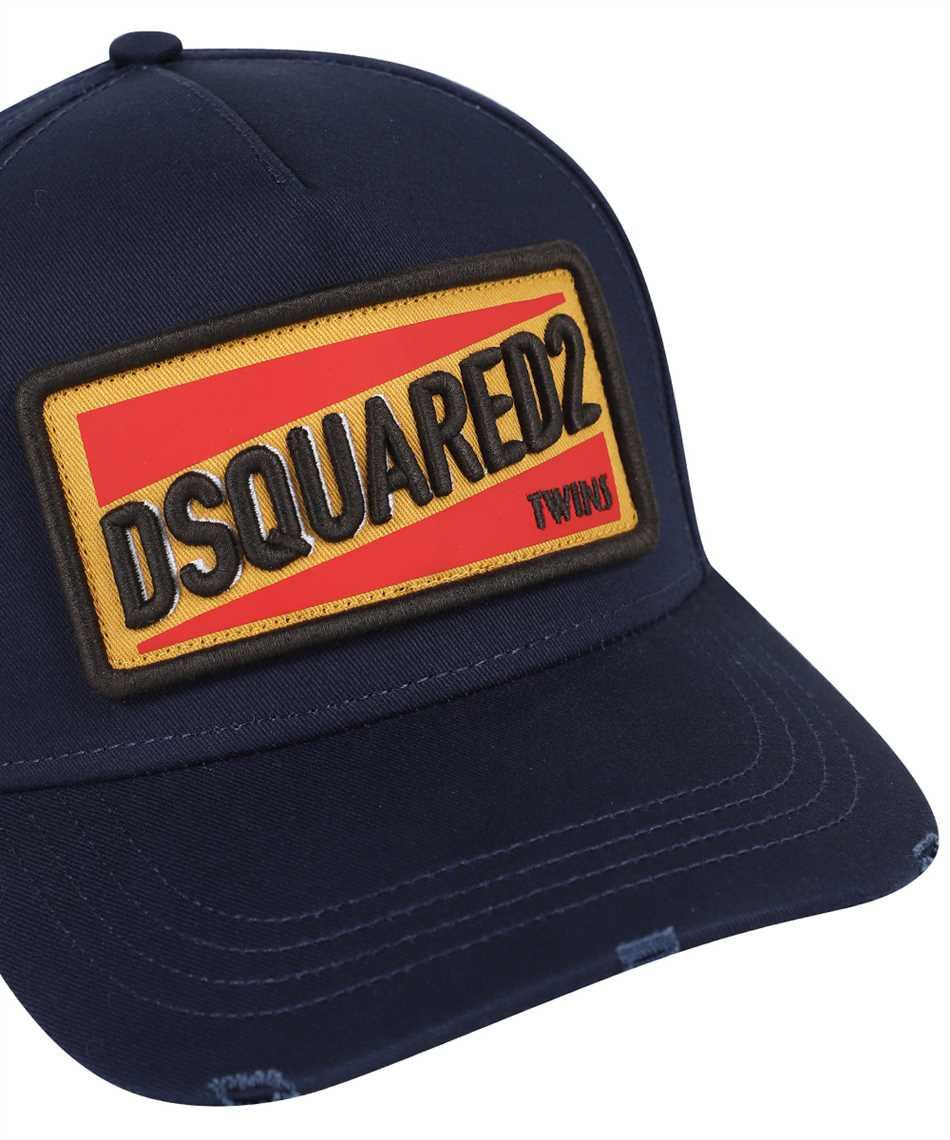 Dsquared2 BCM0419 05C00001 DSQUARED2 PATCH CAP Cappello 3