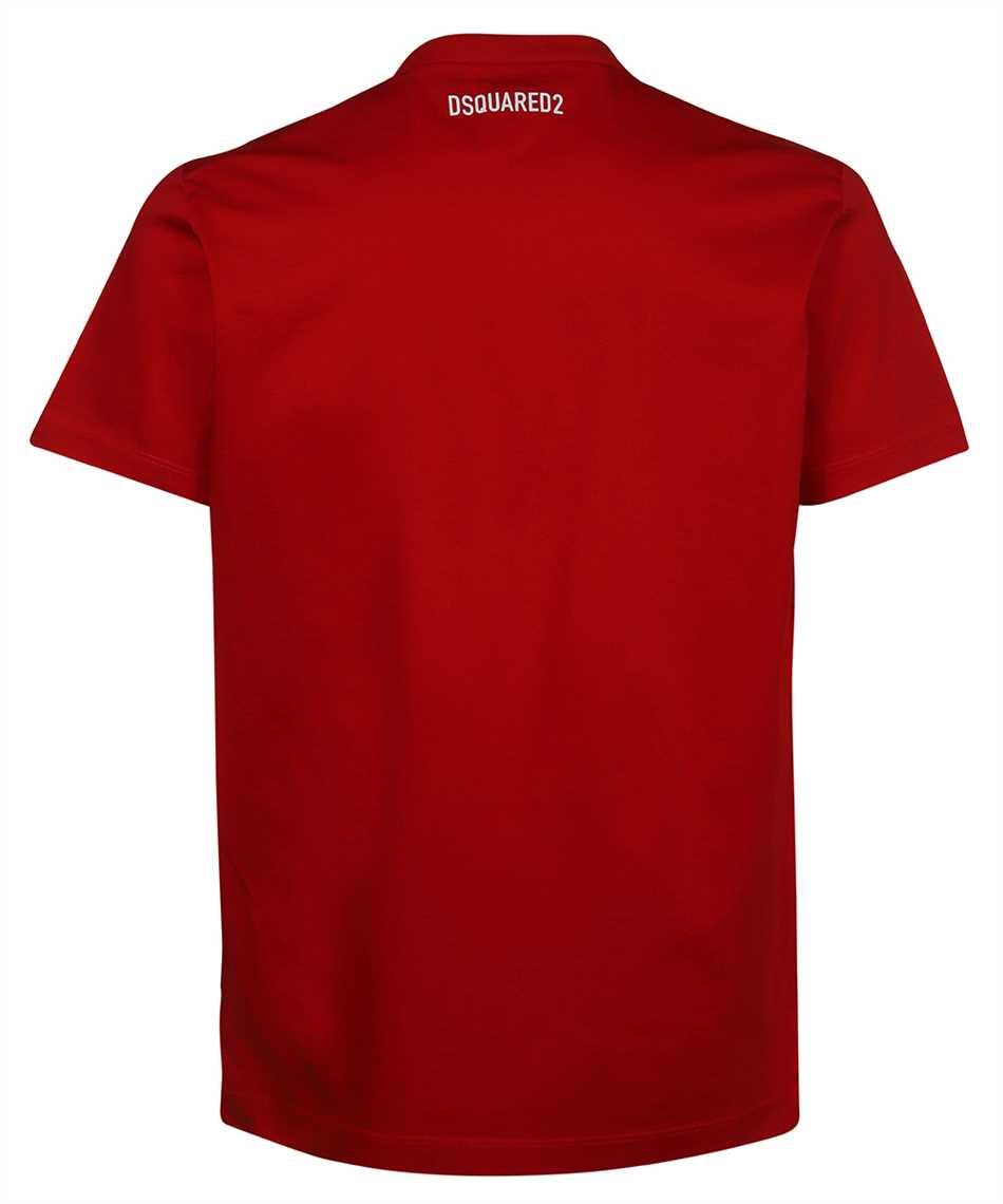 Dsquared2 S71GD1023 S23009 D2 LEAF T-shirt 2