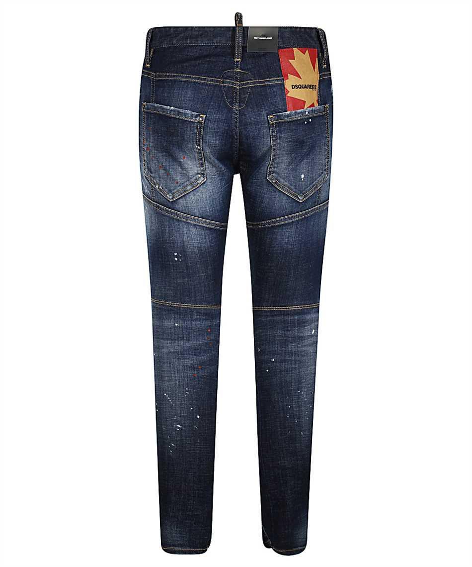 Dsquared2 S71LB0776 S30342 TIDY BIKER Jeans 2