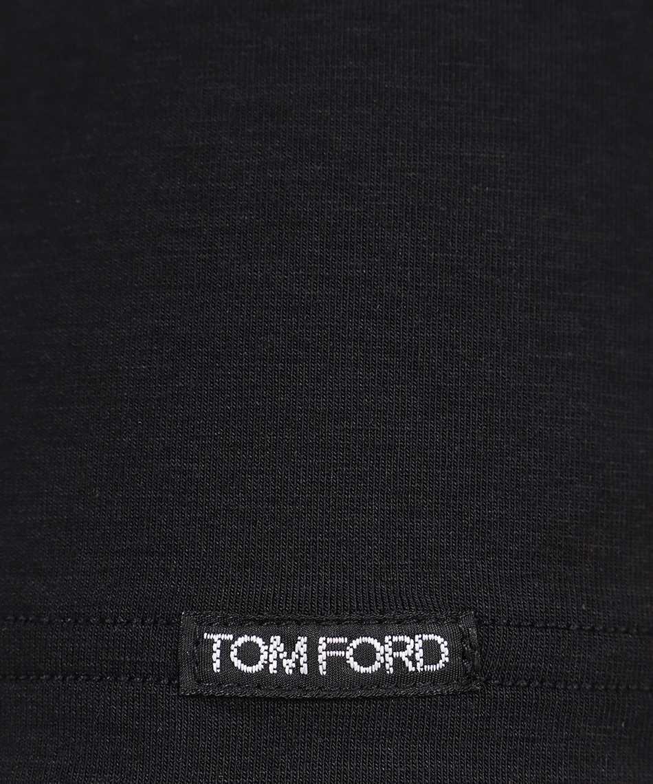 Tom Ford T4M09 141 V-NECK T-Shirt 3