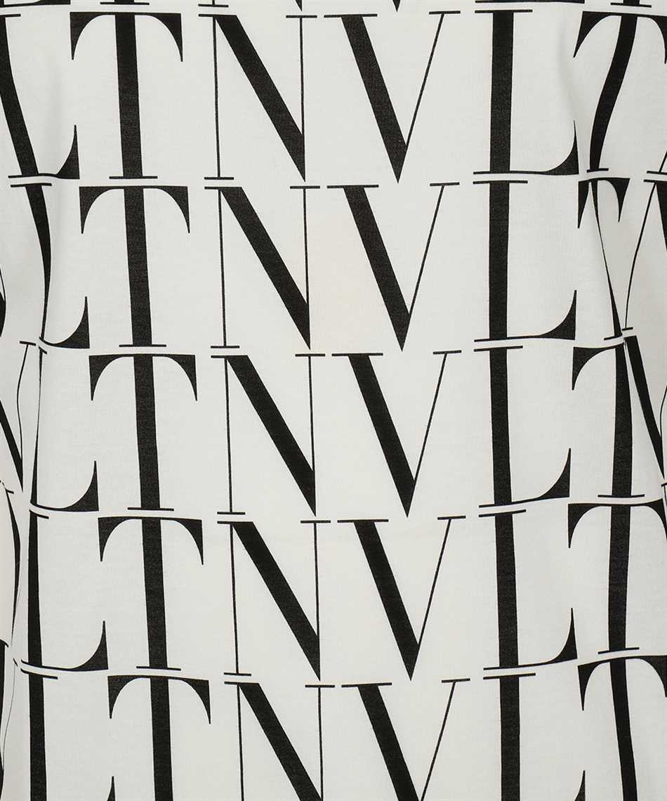 Valentino UV3MG08J6PE VLTN TIMES T-shirt 3