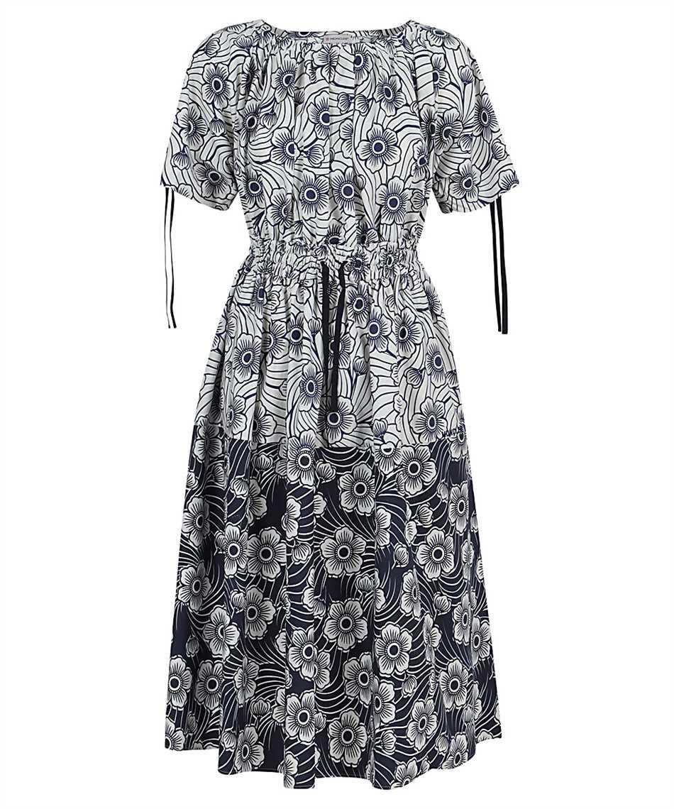 Moncler 2G712.10 5956S FLORAL-PRINT Kleid 1