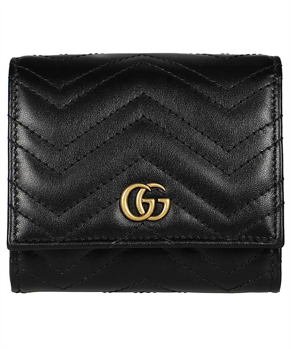 Gucci 598629 DTD1T GG MARMONT Wallet 1