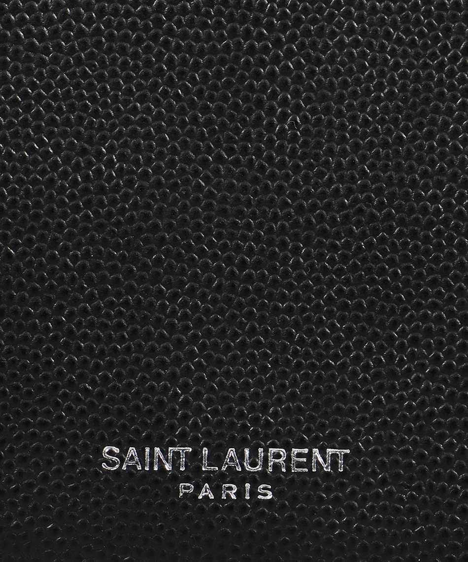 Saint Laurent 609362 BTY0N FRAGMENT ZIPPED Kartenetui 3