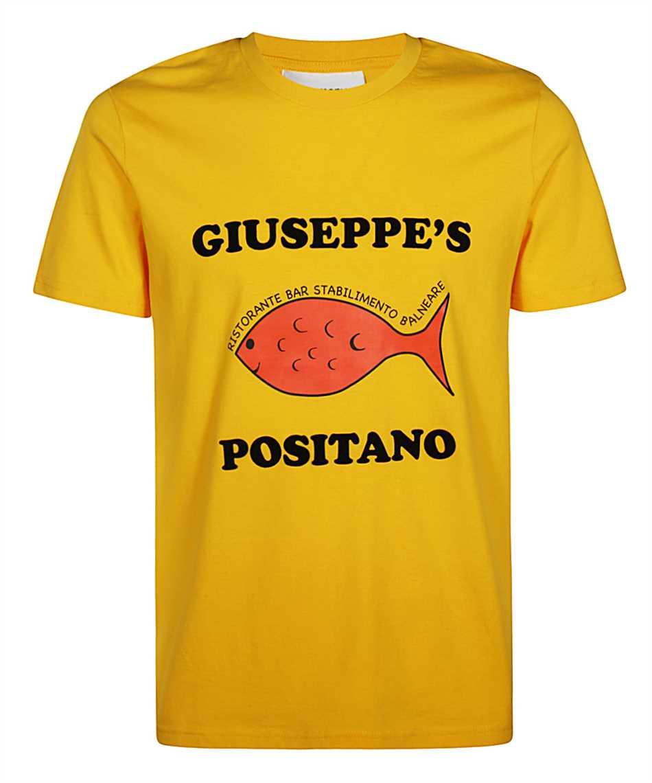 Harmony BCO016-HTS038 GIUSEPPE POSITANO T-shirt 1