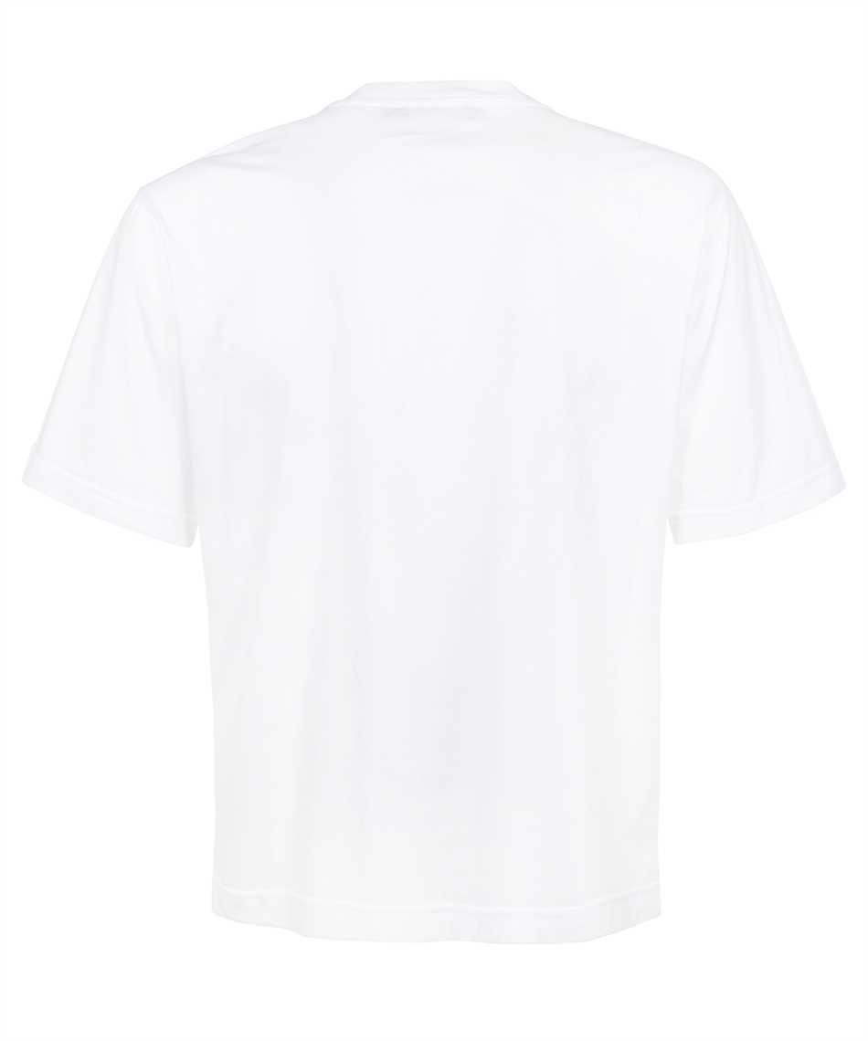 Dolce & Gabbana G8NC5Z G7A0W GOLD LOGO T-Shirt 2