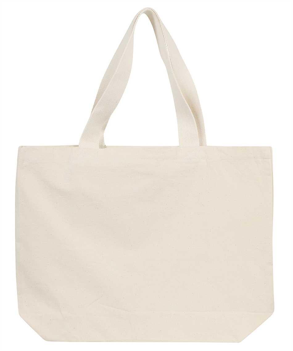 Maison Kitsune HU05133WW0008 ALL-RIGHT FOX XXL TOTE Bag 2