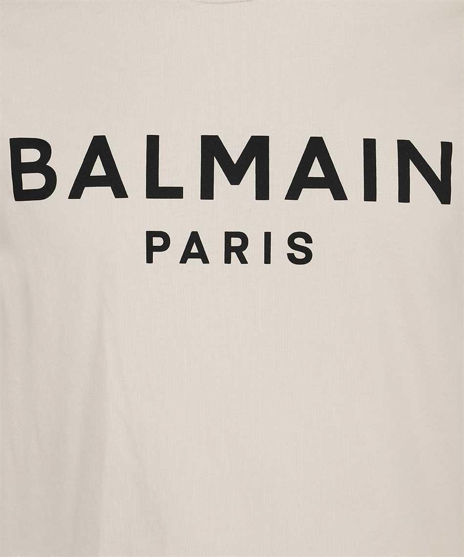 Balmain WH1EF000B114 PRINTED LOGO T-shirt 3
