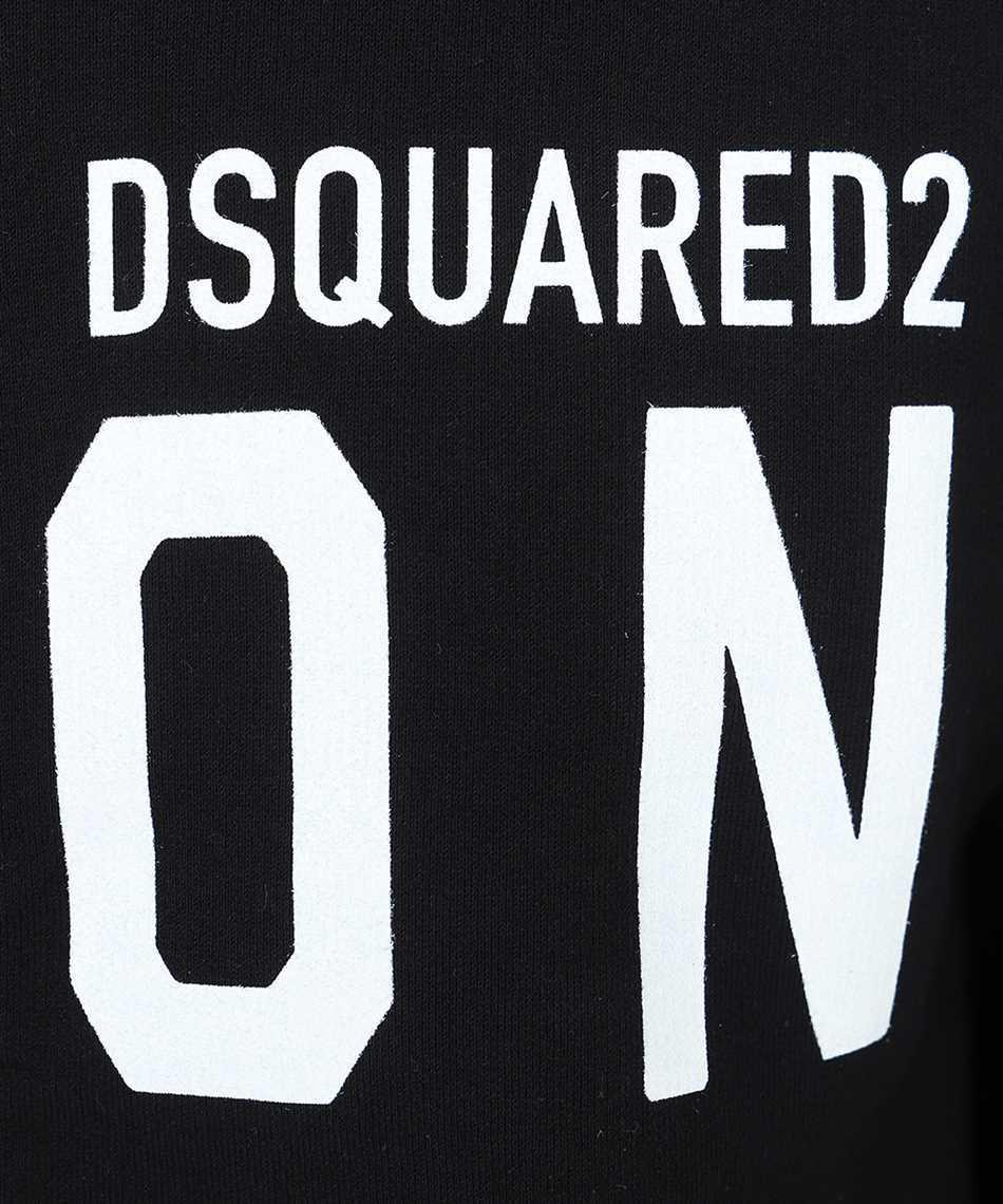 Dsquared2 S79HG0002 S25042 ICON Kapuzen-Sweatshirt 3