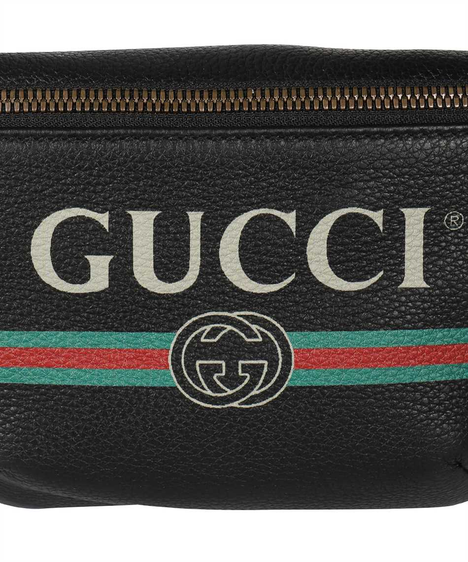 Gucci 527792 0GCCT GUCCI PRINT SMALL Belt bag 3
