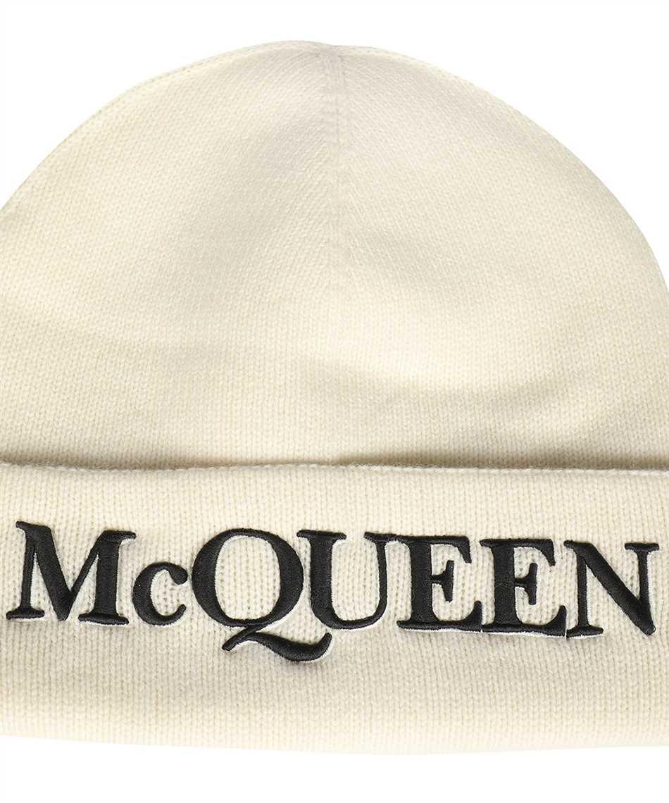 Alexander McQueen 663195 4890Q MCQUEEN Mütze 3