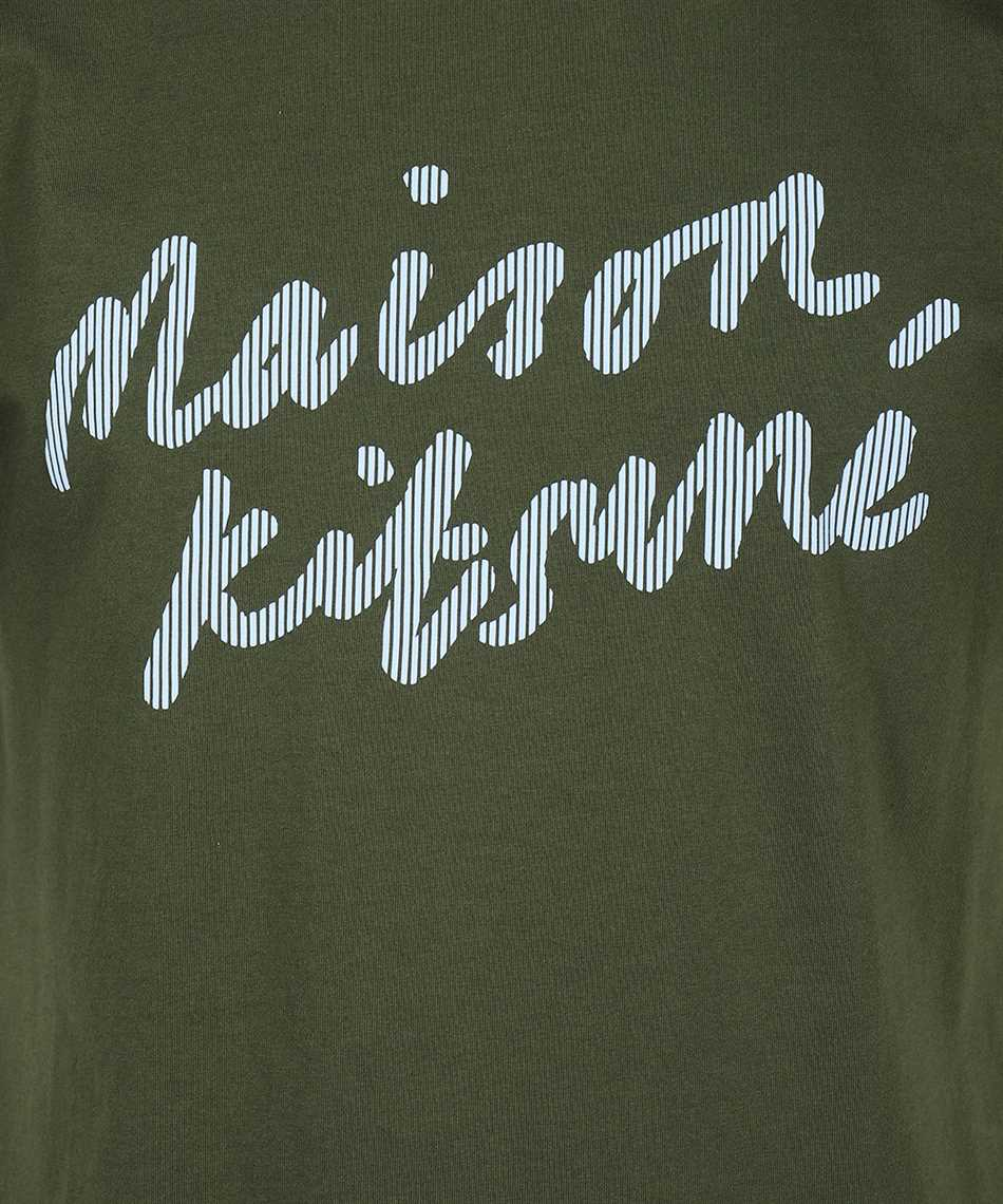 Maison Kitsune GM00113KJ0008 HANDWRITING CLASSIC T-shirt 3