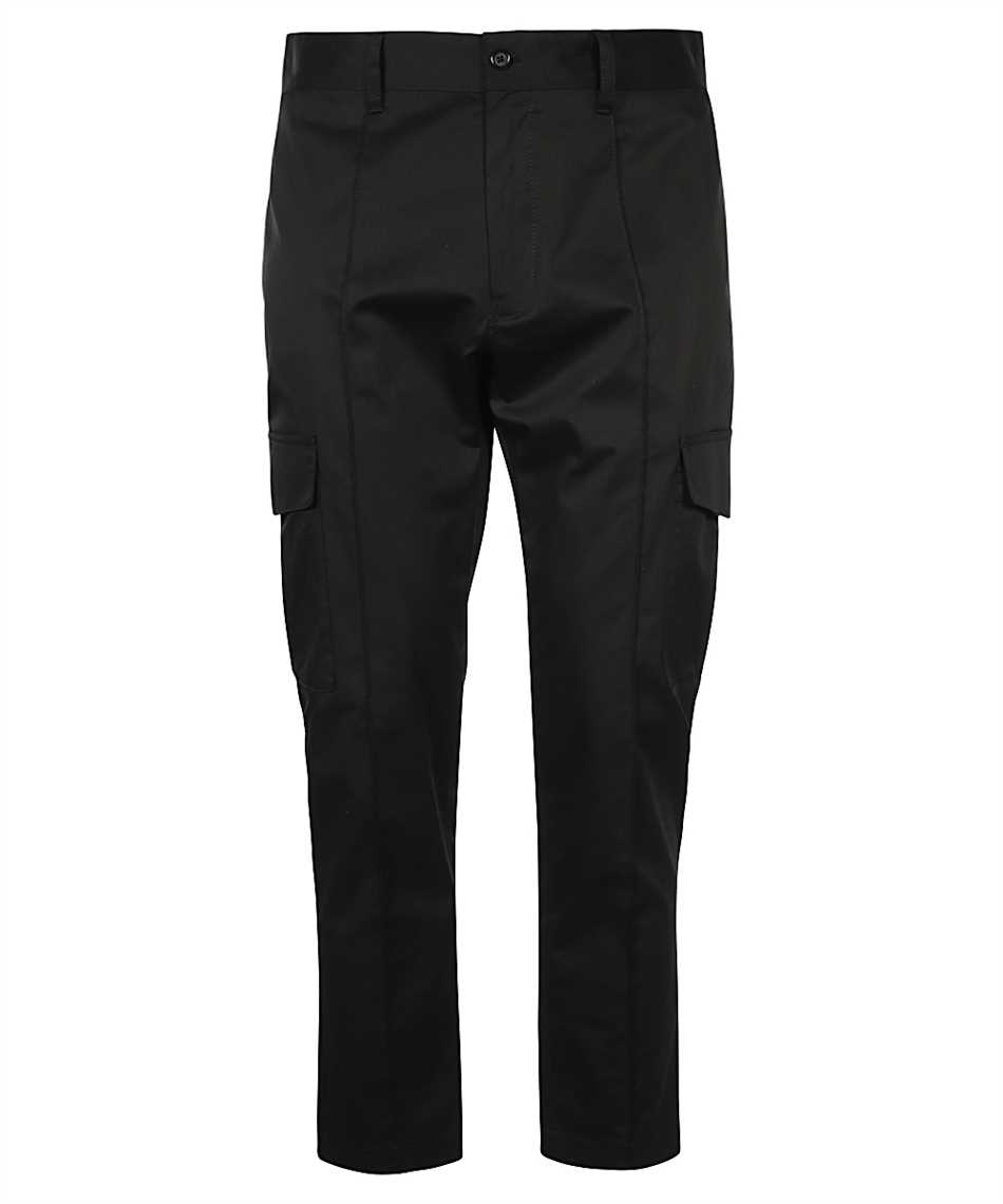 Dolce & Gabbana GWBWET FUFJR STRETCH COTTON CARGO Pantalone 1