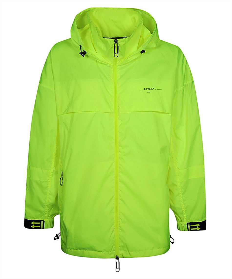Off-White OMEB014R20D16021 WINDBREAKER Jacket 1