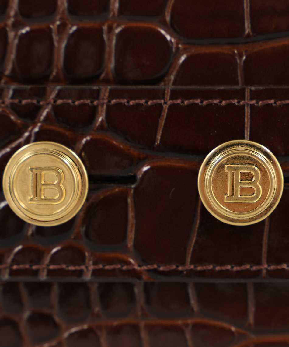 Balmain UN0A029LVCW B-RING HOOK BELT 7,5CM Belt 3