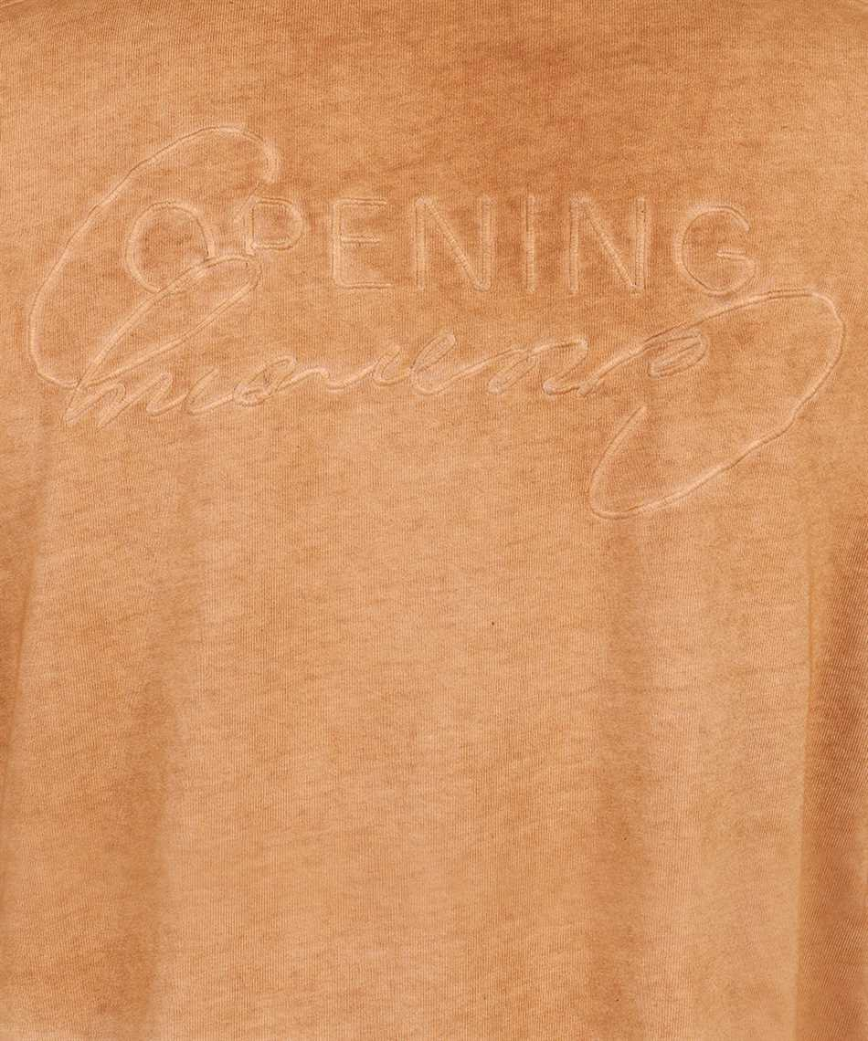 Opening Ceremony YMAA003S21JER001 ROSE CREST FADE T-Shirt 3