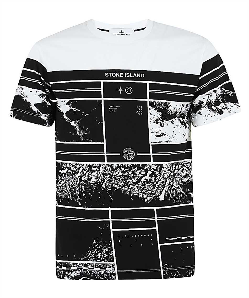 Stone Island 2NS86 MURAL PART 2 T-Shirt 1