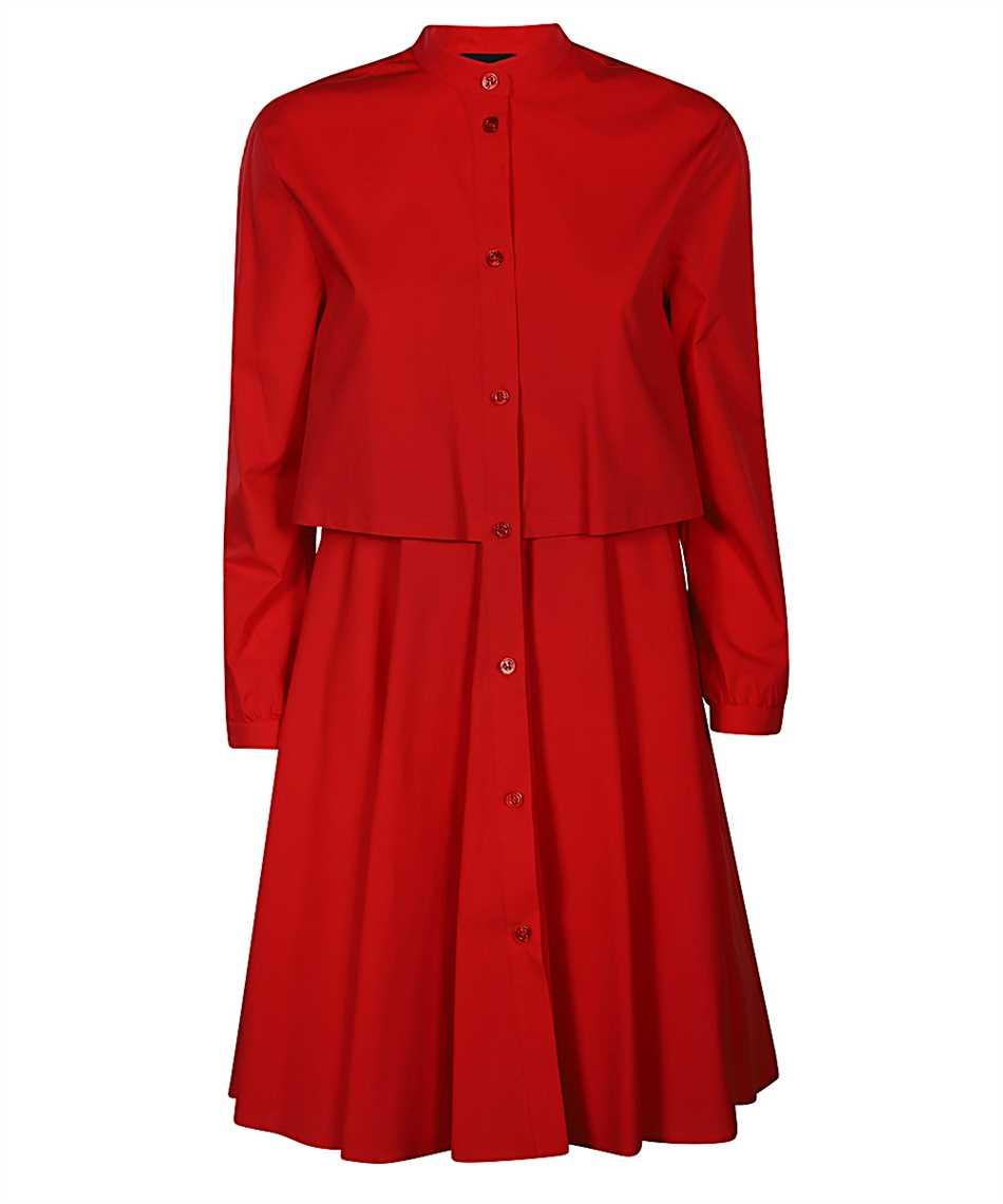 Emporio Armani 3H2A77 2N0FZ POPLIN Kleid 1