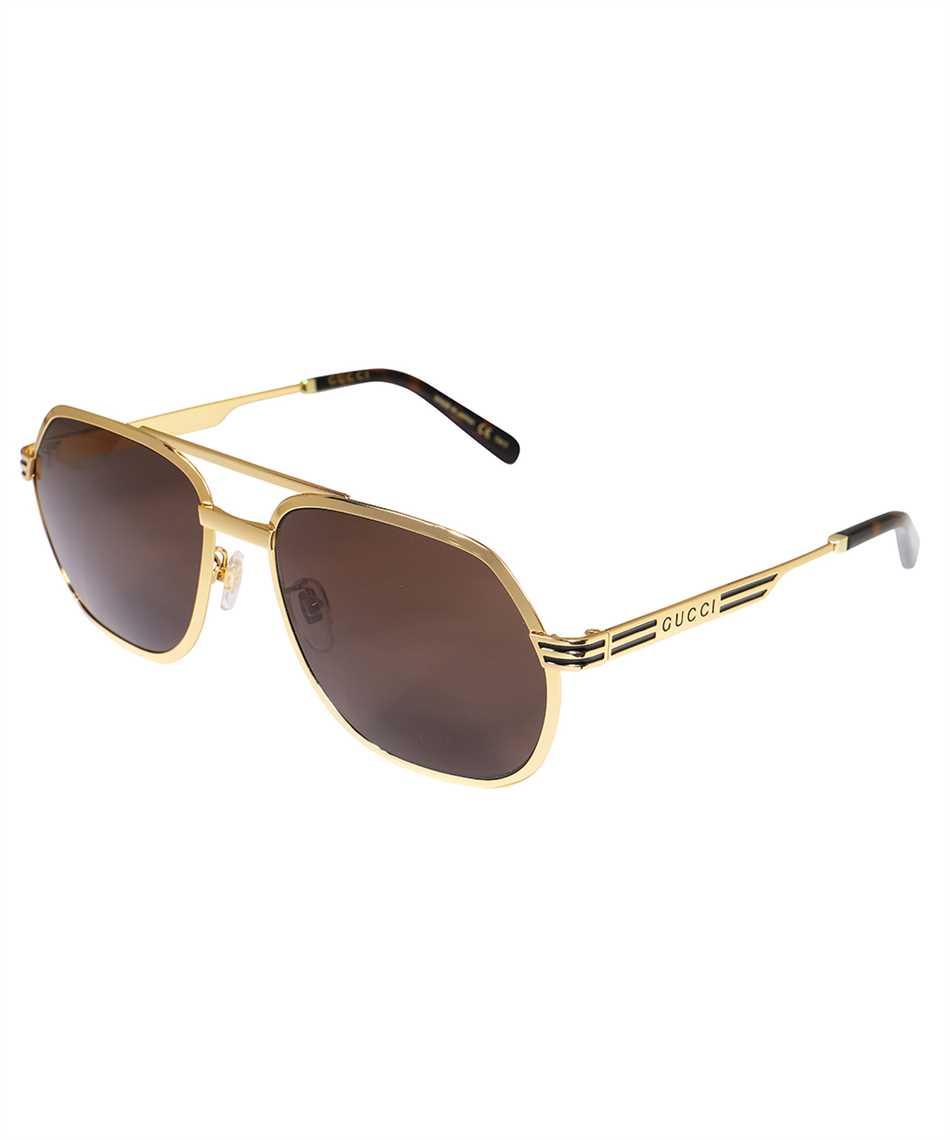 Gucci 663773 I3330 NAVIGATOR FRAME Sonnenbrille 2