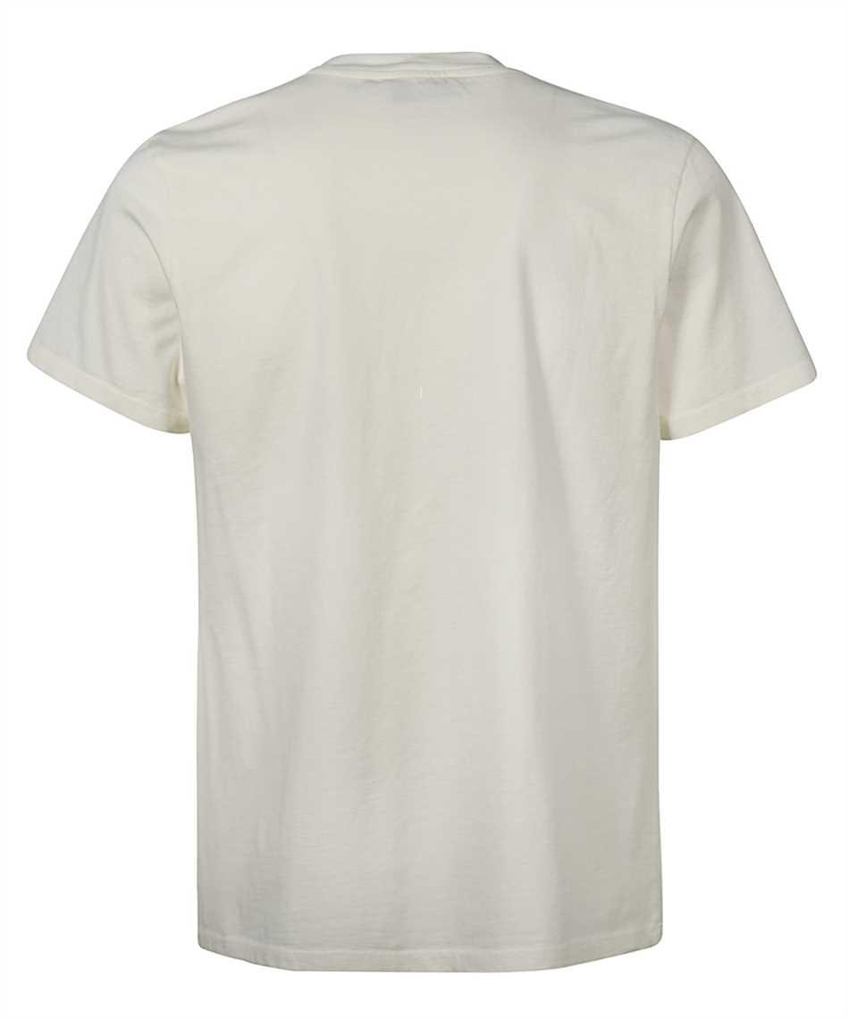 Maison Kitsune BU00103KJ0008 DOUBLE FOX HEAD PATCH T-shirt 2