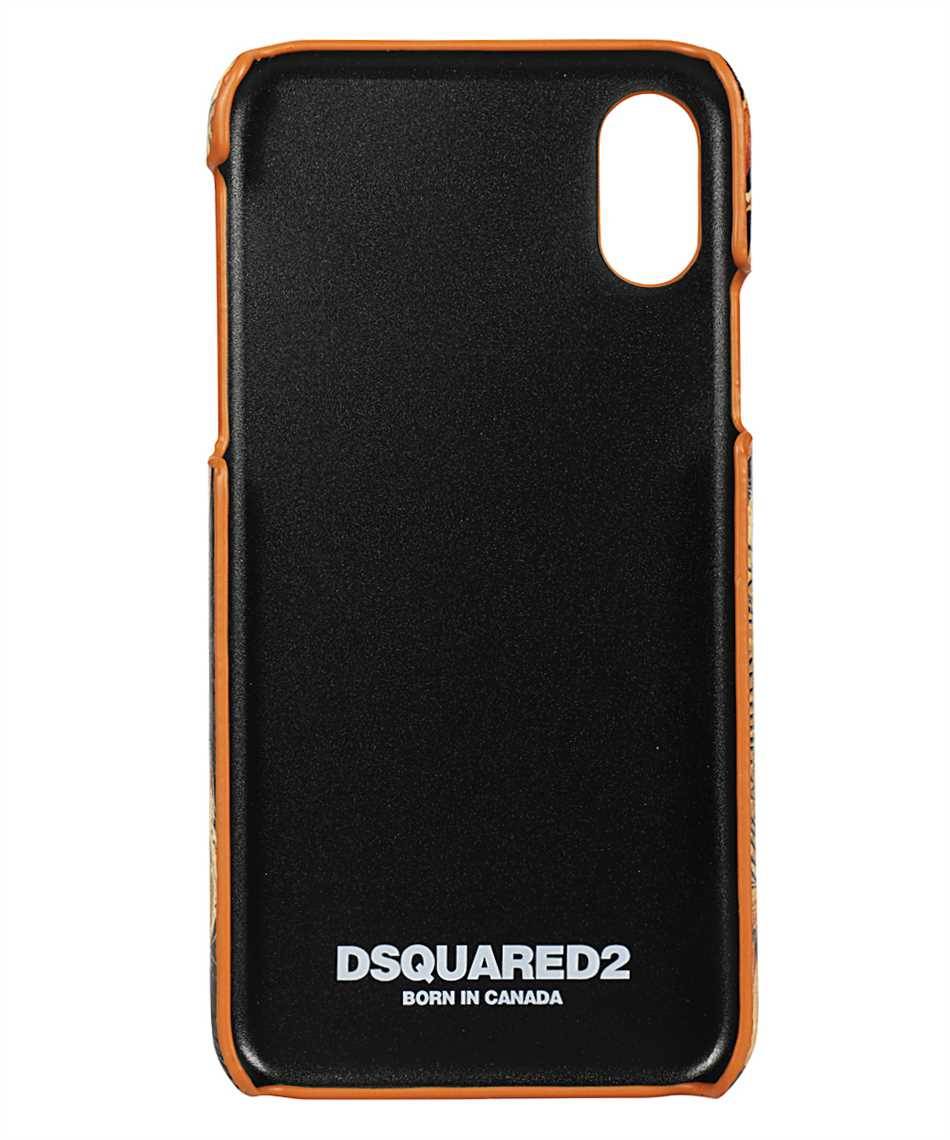 Dsquared2 ITM0077 39202566 iPhone X/XS cover 2