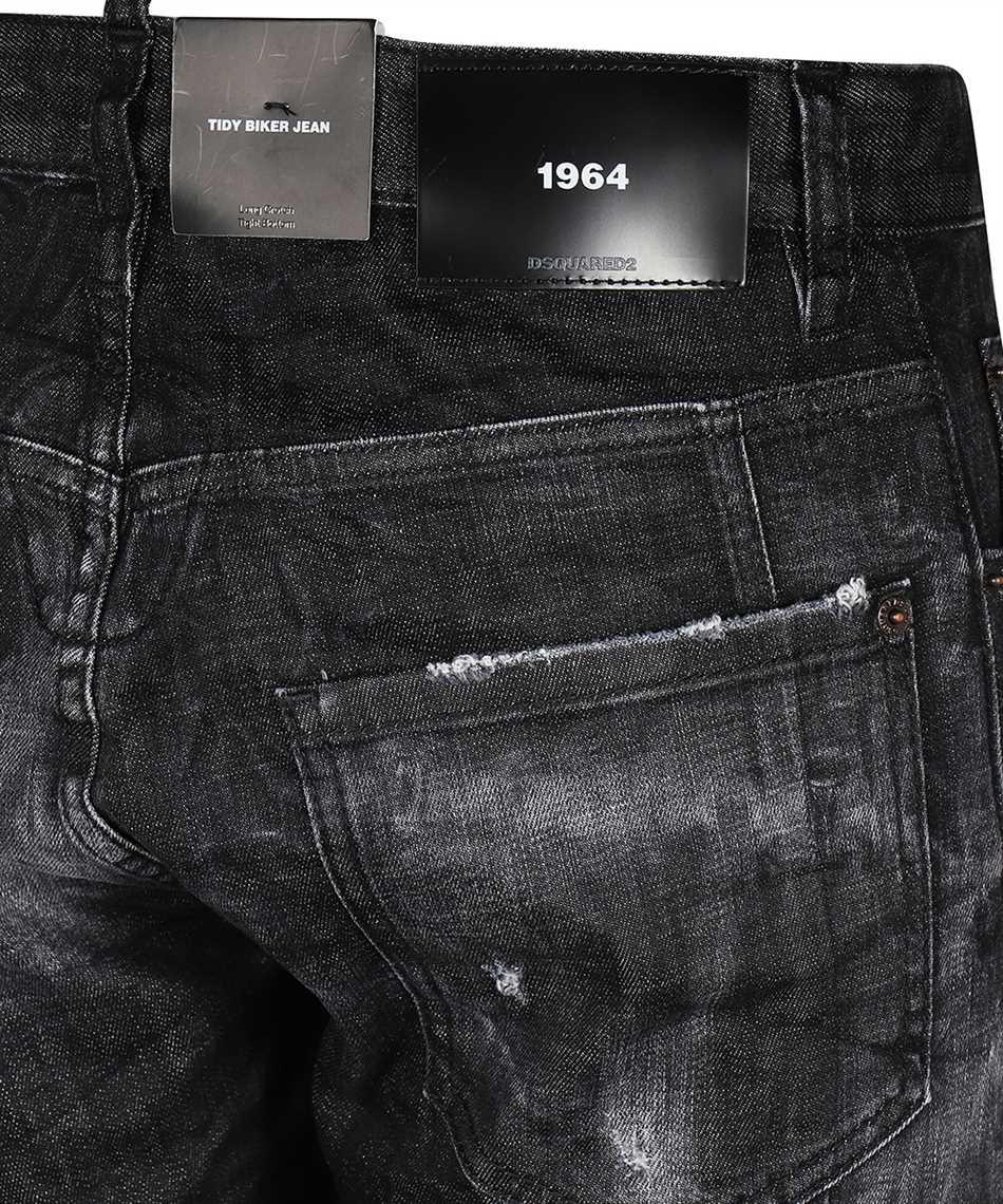 Dsquared2 S71LB0801 S30357 TIDY BIKER Jeans 3