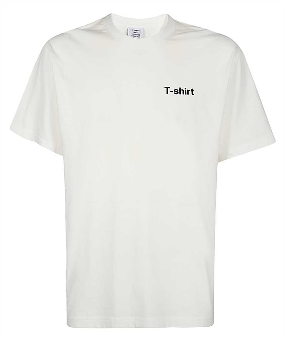 Vetements UE51TR300W DEFINITION T-SHIRT T-Shirt 1