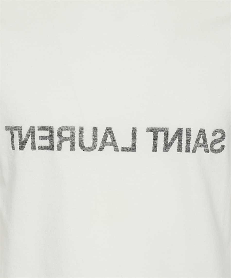 Saint Laurent 663278 Y36HE REVERSE T-Shirt 3