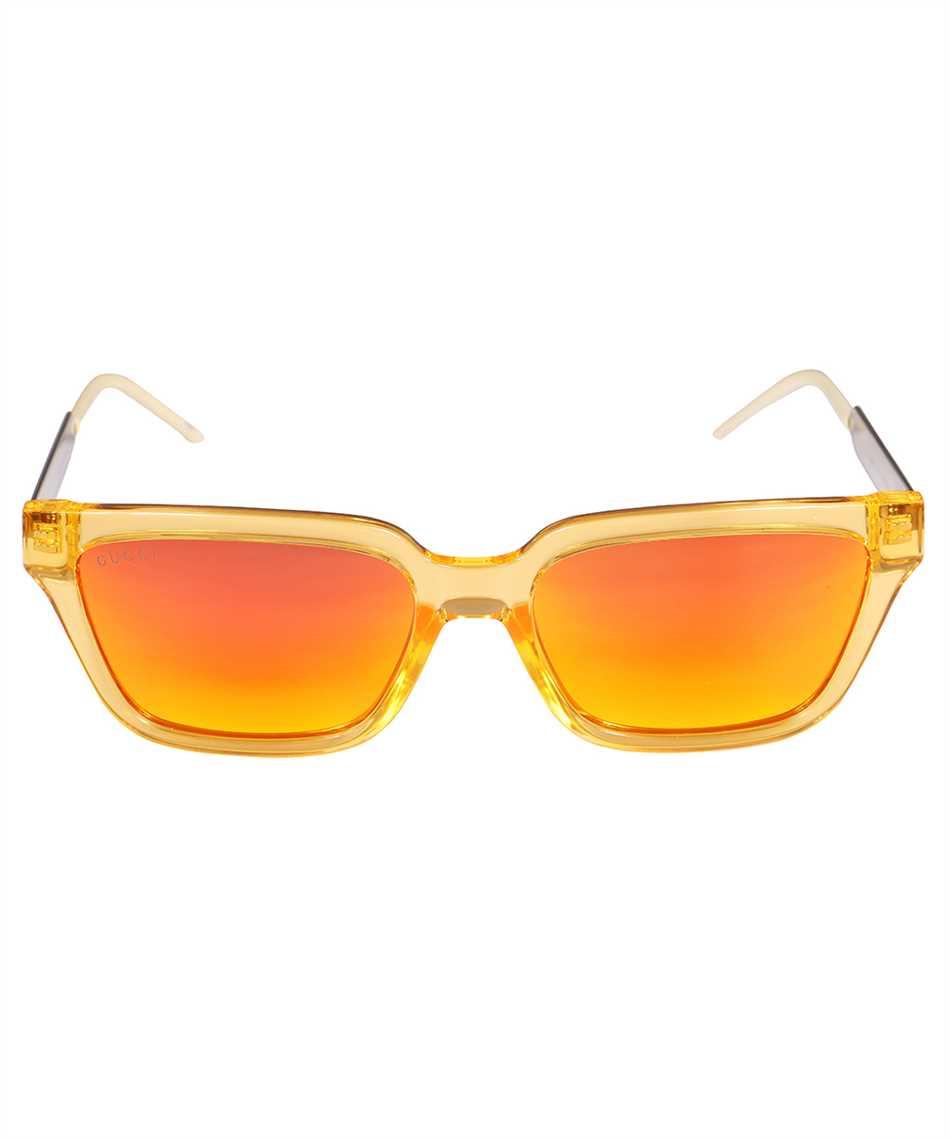 Gucci 663763 J1691 RECTANGULAR-FRAME Sunglasses 1