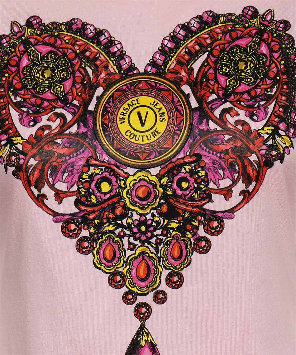 Versace Jeans Couture 71HAHP01 CJ00P VALENTINE T-Shirt 3