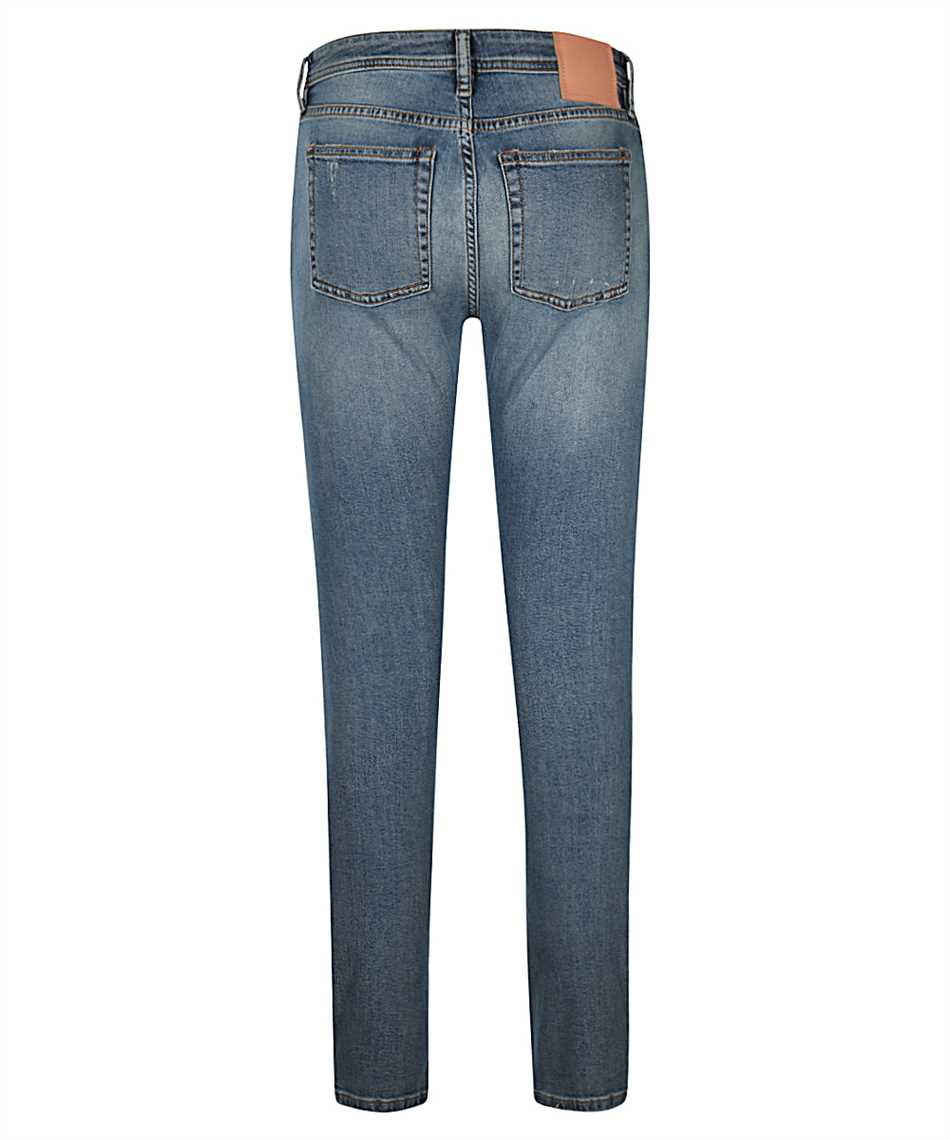 Acne Climb Blue Patched Up Jeans 2