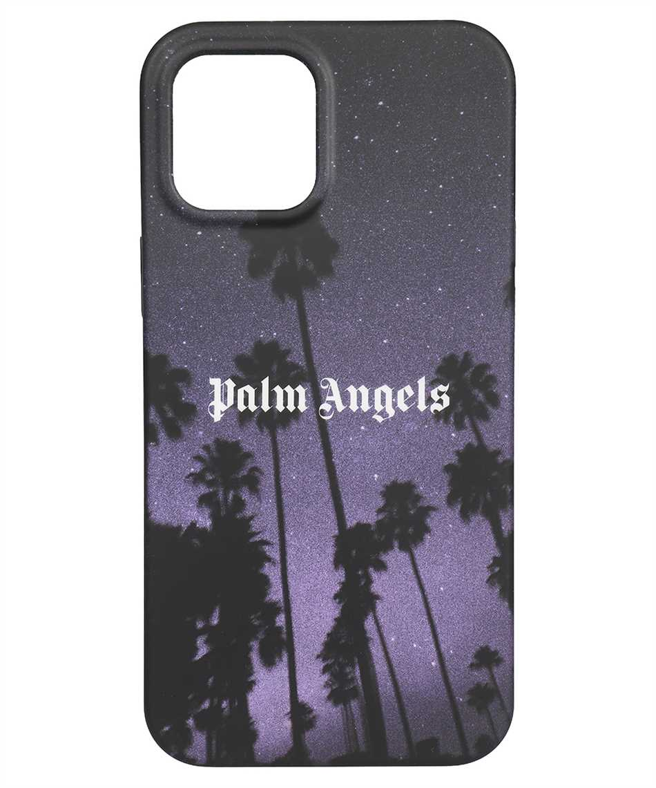 Palm Angels PMPA031F21PLA006 STARS&PALMS iPhone 12 PRO MAX cover 1