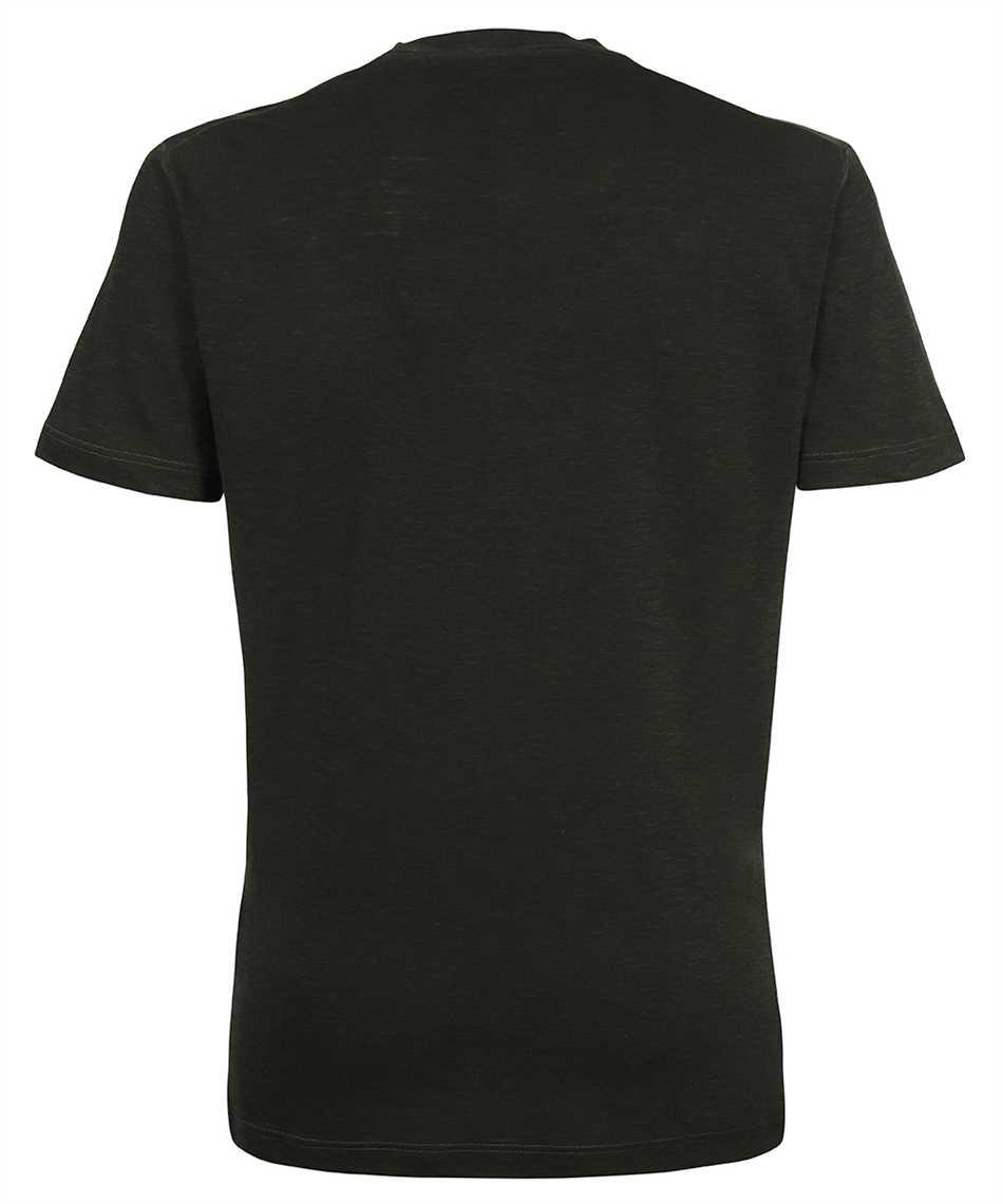Dsquared2 S74GD0866 S22146 MAPLE LEAF T-shirt 2