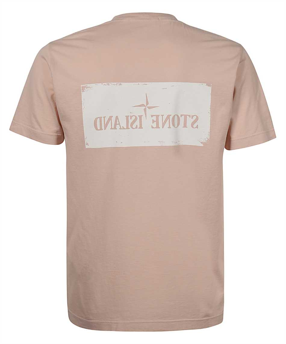 Stone Island 2NS80 STENCIL ONE T-shirt 2
