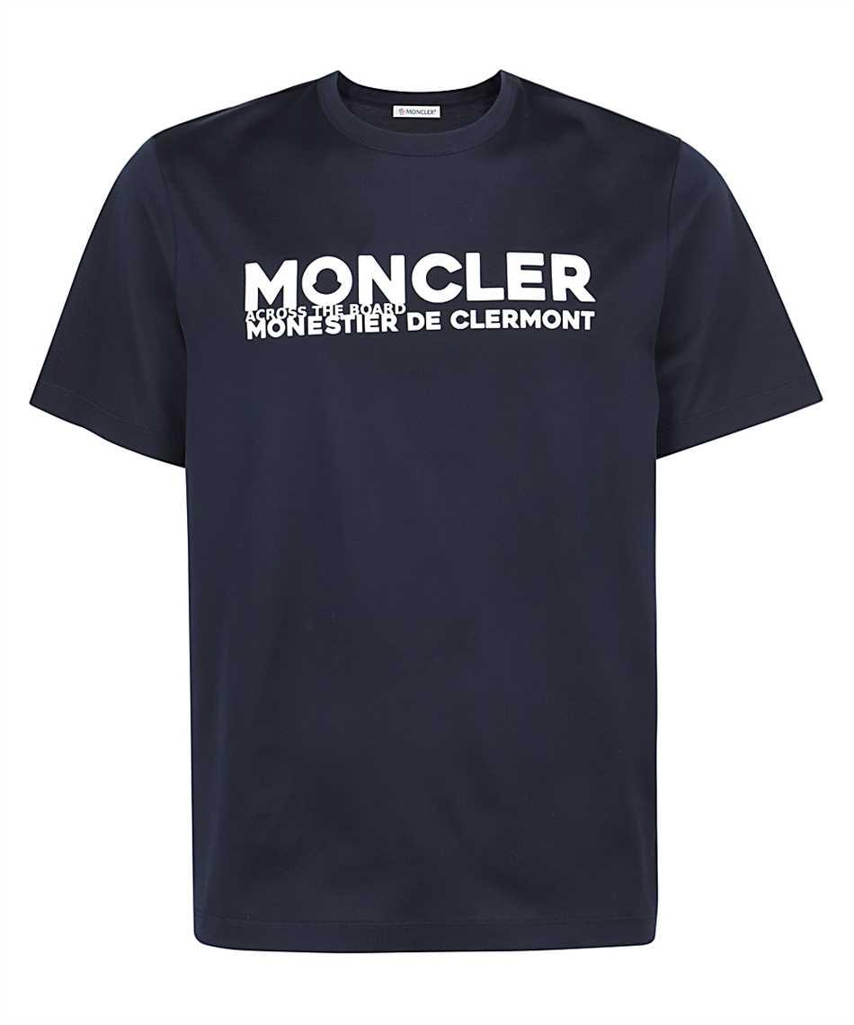 Moncler 8C7D9.10 8390Y T-shirt 1