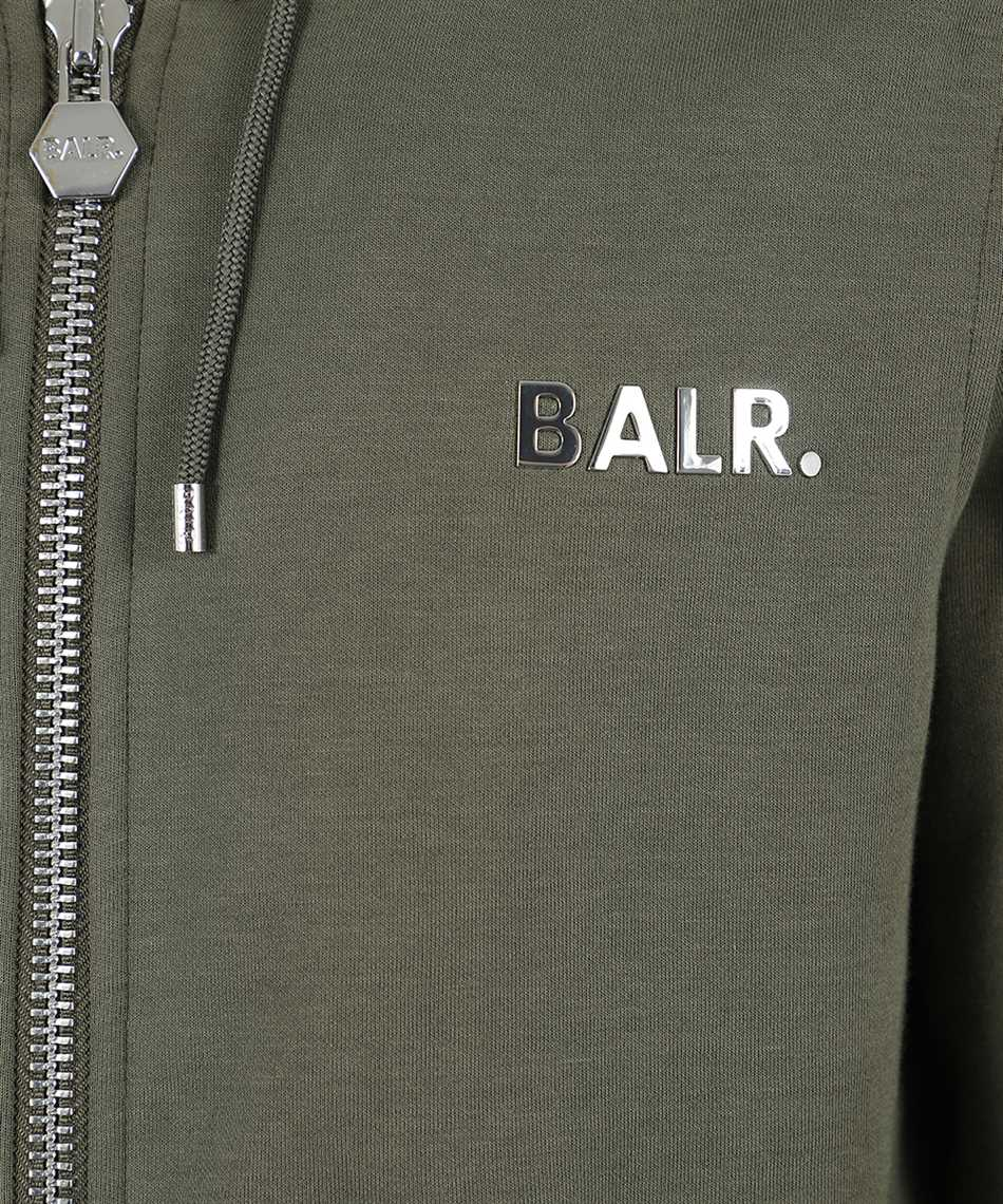 Balr. Q-Series straight zip thru hoodie Kapuzen-Sweatshirt 3