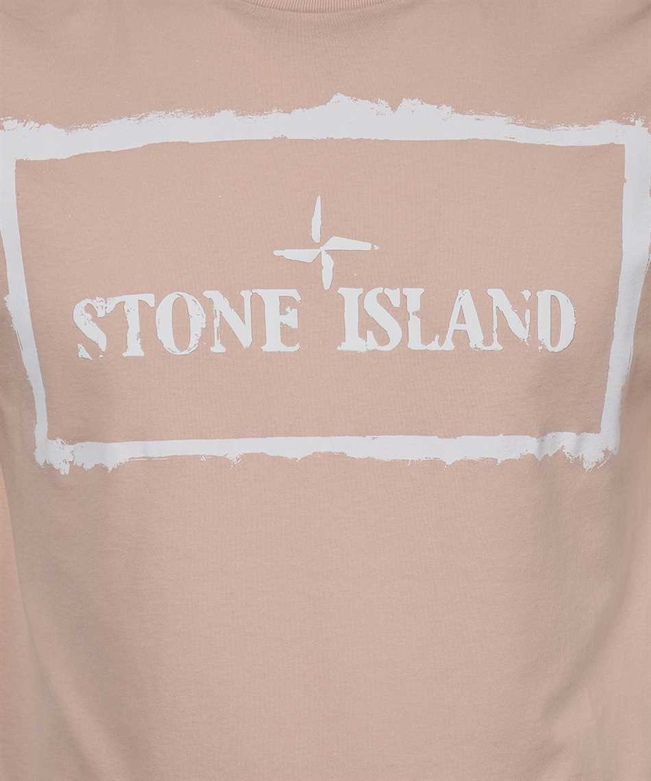 Stone Island 2NS80 STENCIL ONE T-shirt 3