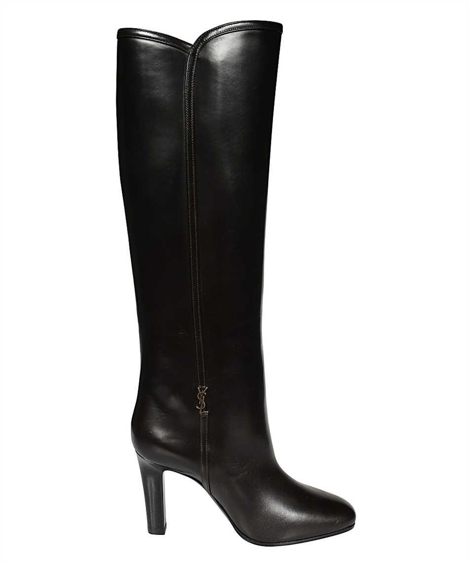 Saint Laurent 632636 1YU00 JANE MONOGRAM Stiefel 1