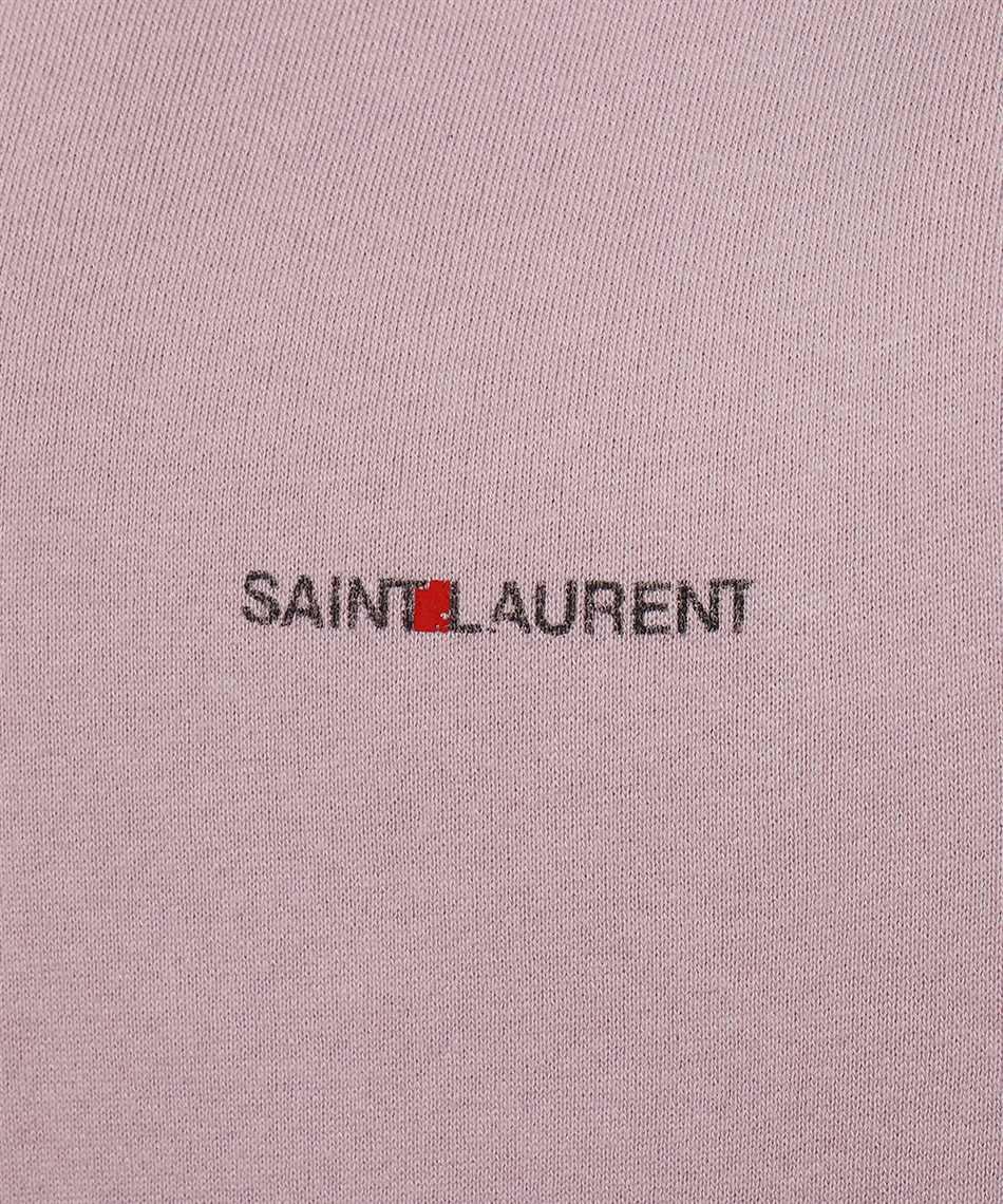 Saint Laurent 666164 YBQZ2 RIVE GAUCHE Felpa 3