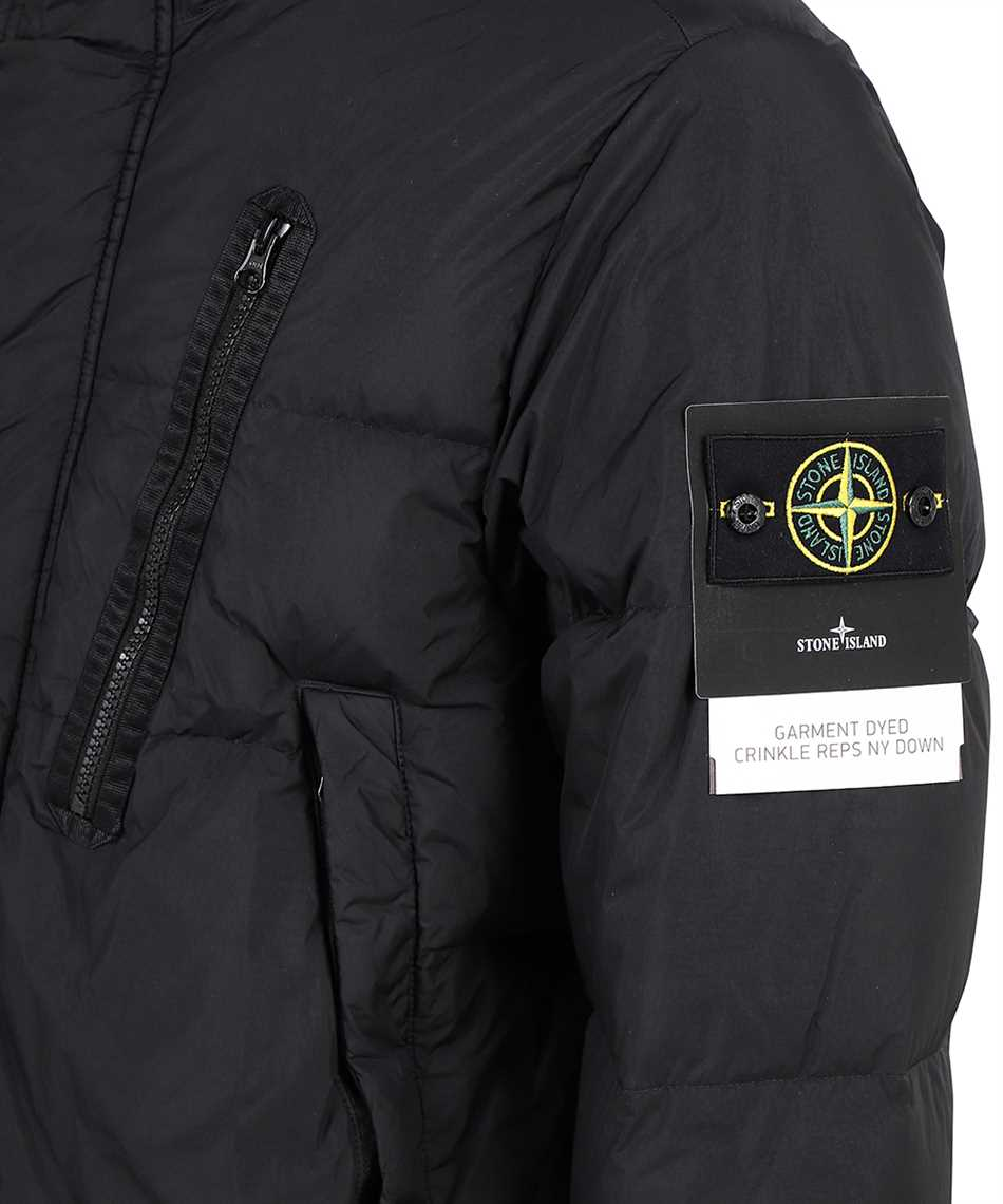 Stone Island 70123 GARMENT-DYED CRINKLE REPS NY DOWN Giacca 3
