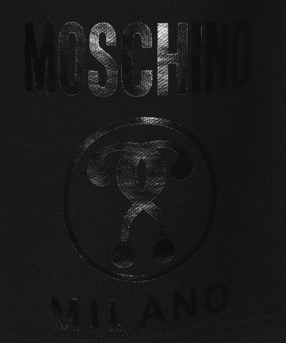 Moschino A0347 2027 DOUBLE QUESTION MARK Bermuda 3